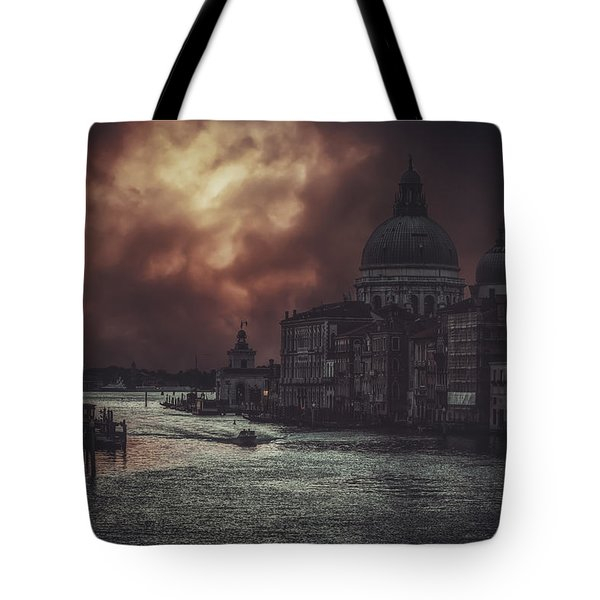 Venice Tote Bag by Traven Milovich