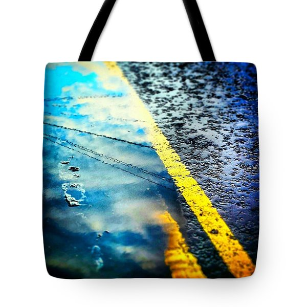 #abstract #art #abstractart Tote Bag