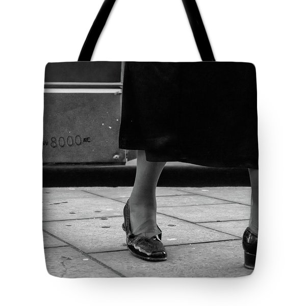 Unladen Weight Tote Bag