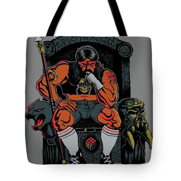 80's King Tote Bag