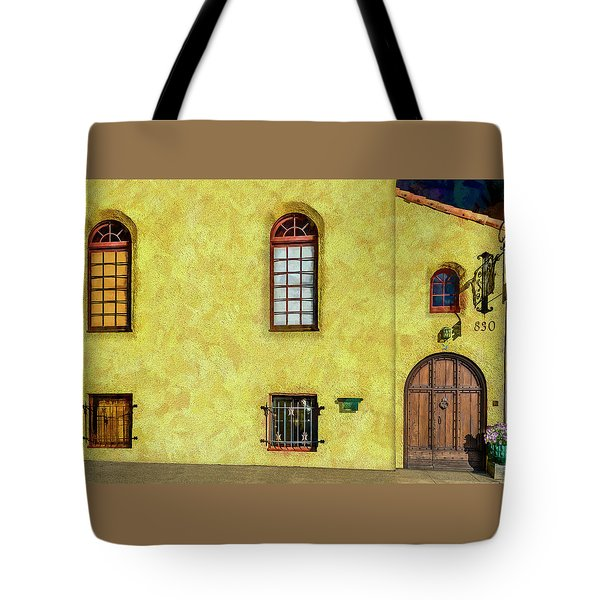 830 At 240 Tote Bag by Paul Wear