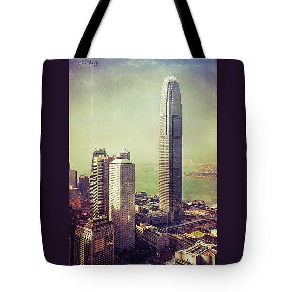 88 Floors Tote Bag by Joseph Westrupp