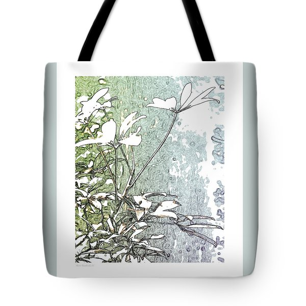 Tote Bag featuring the photograph #88 by Steve Godleski