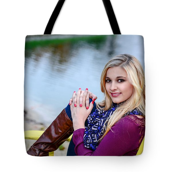 Tote Bag featuring the photograph 8917 by Mary Timman