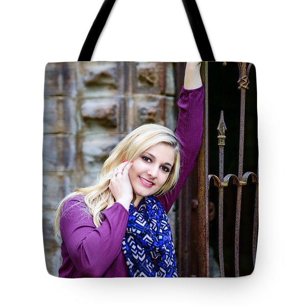 Tote Bag featuring the photograph 8945 by Mary Timman