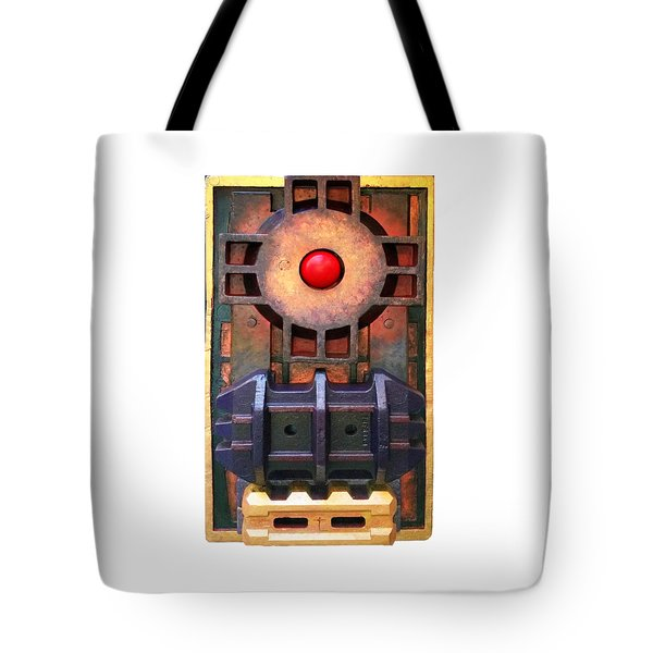 Tote Bag featuring the painting . by James Lanigan Thompson MFA