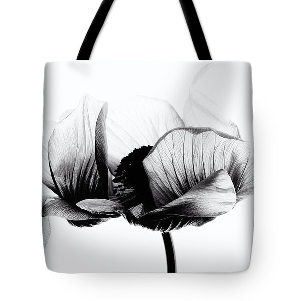 Anemone Tote Bag by Mark Johnson