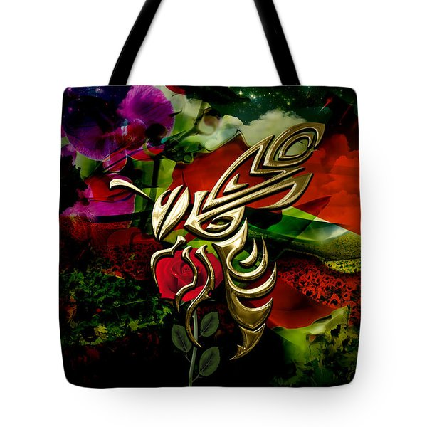 Bee Collection Tote Bag