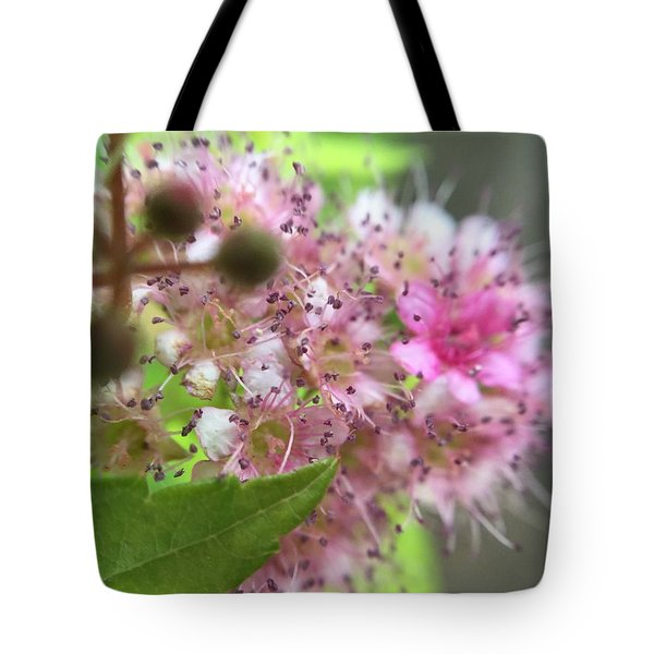 Flower Tote Bag by Maxim Tzinman