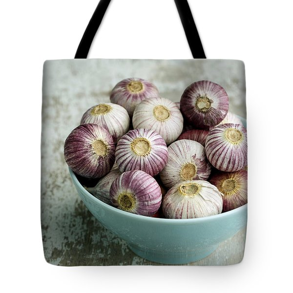 Garlic Tote Bag
