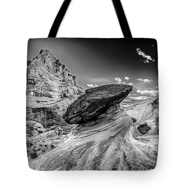 Hoodoos At Stud Horse Point In Arizona Tote Bag by Alex Grichenko