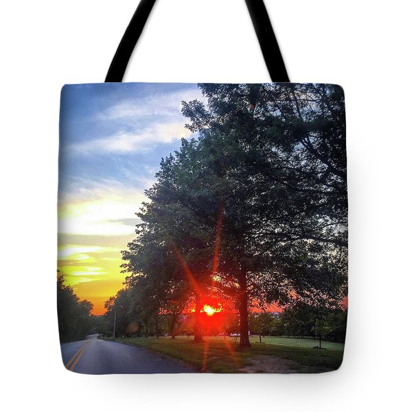 9 June 16 Rowing Club Tote Bag