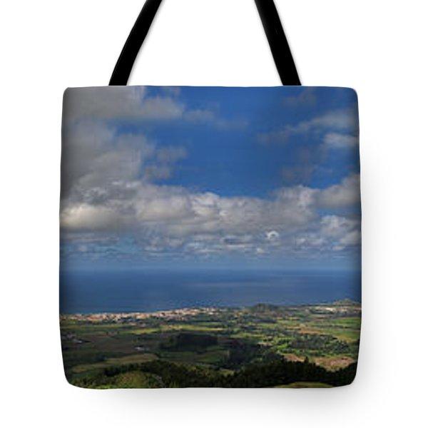 Landscapespanoramas Tote Bag