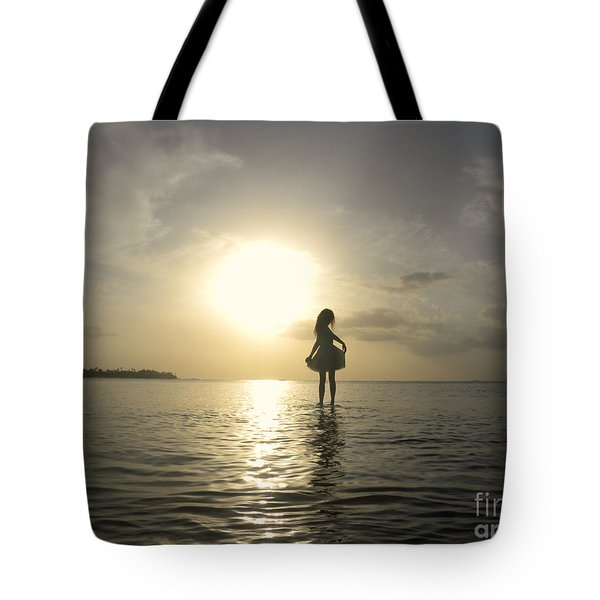 Loyda's Point Of View Tote Bag