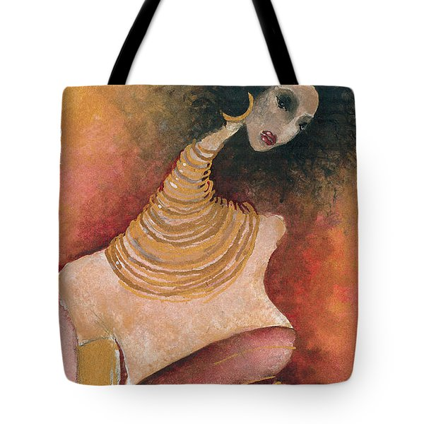 9 Months Tote Bag by Maya Manolova