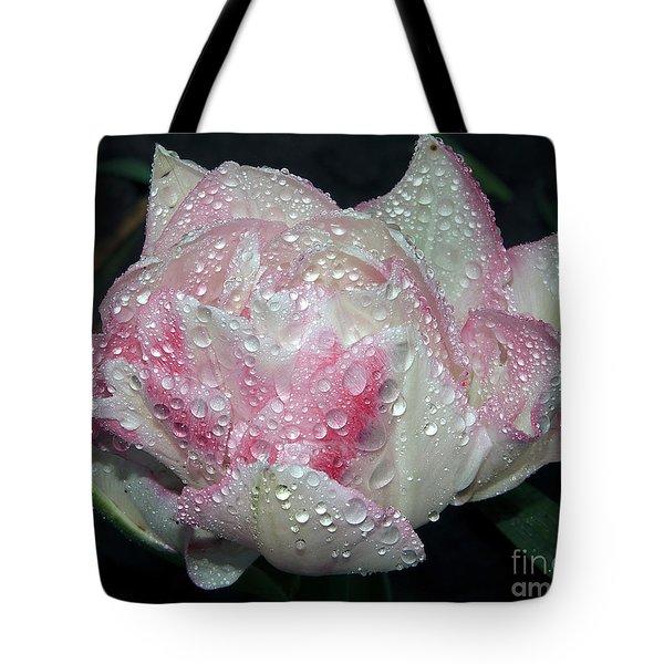Nice Tulip Tote Bag