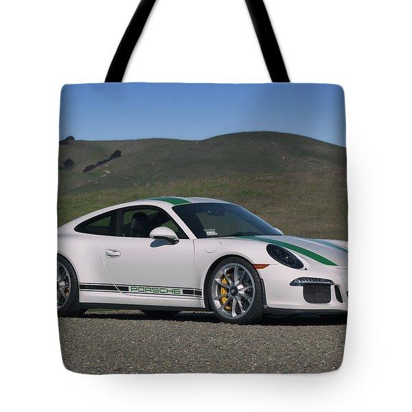 #porsche #911r #print Tote Bag