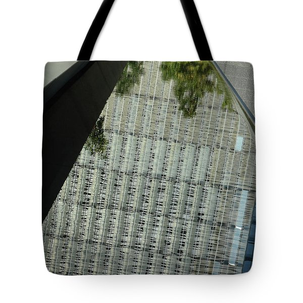 911 Memoral Pool 2016-3 Tote Bag