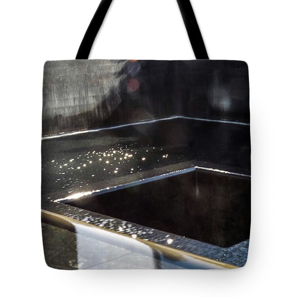 911 Memorial Pool 2016-1 Tote Bag
