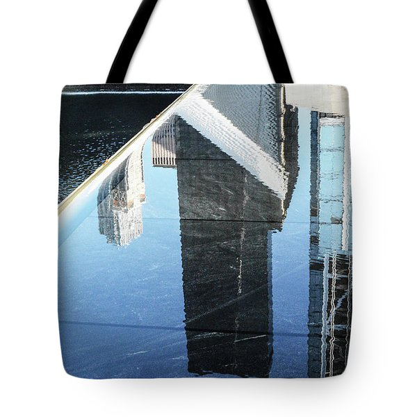 911 Memorial Pool 2016-4 Tote Bag