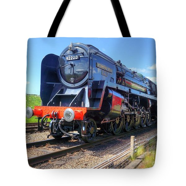 92220 Evening Star Tote Bag