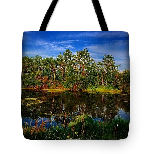 To Green To Be True Tote Bag
