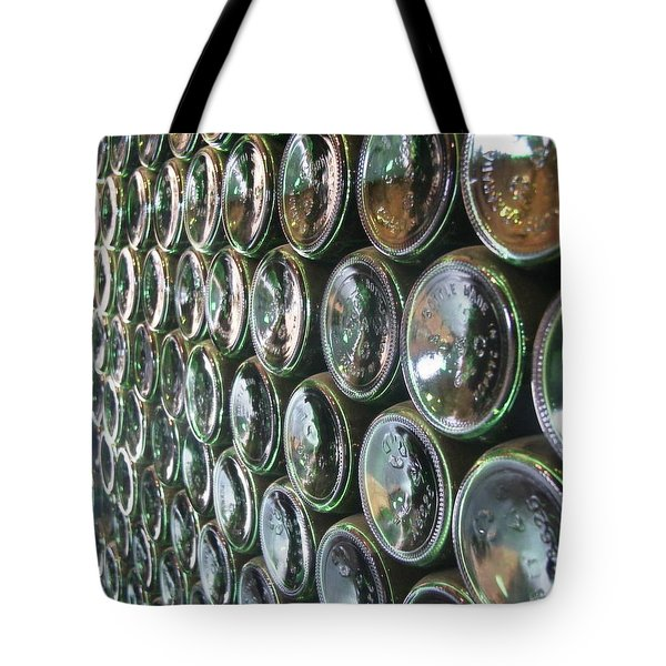 99 Bottles Of Beer On The Wall... Tote Bag by Martha Ayotte
