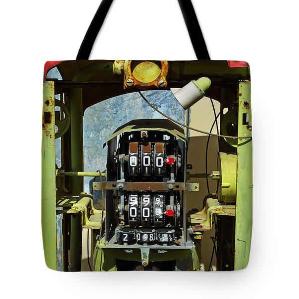 999 Tote Bag by Skip Hunt