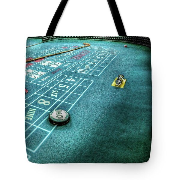 9's The Point Tote Bag