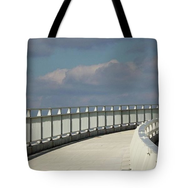 9th Street Out Tote Bag