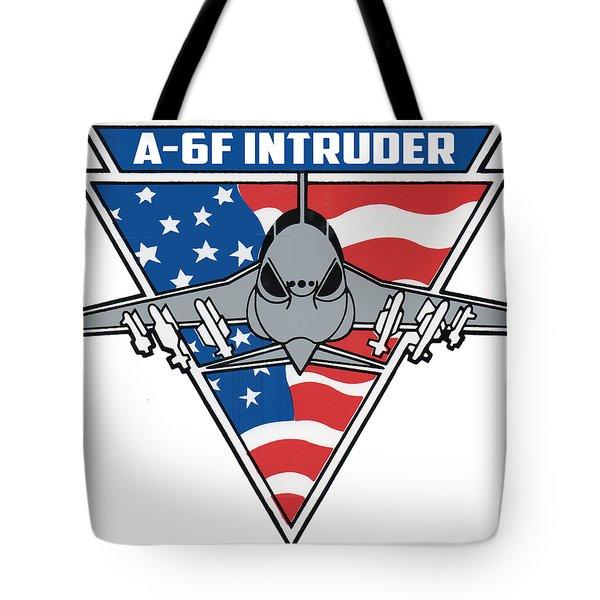 A-6f Intruder Tote Bag