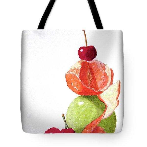 A Balanced Meal Tote Bag