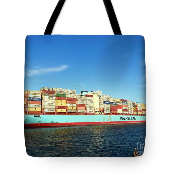 A Barge Can Be Beautiful Tote Bag