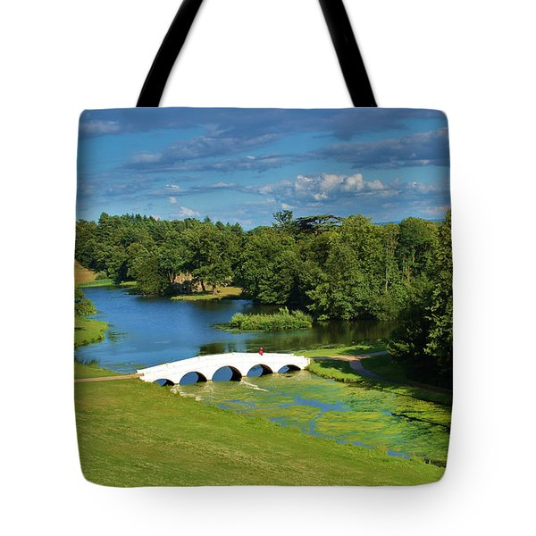 A Beautiful British Landscape Tote Bag