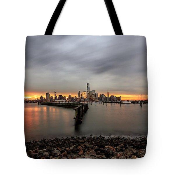 A Beautiful Morning  Tote Bag