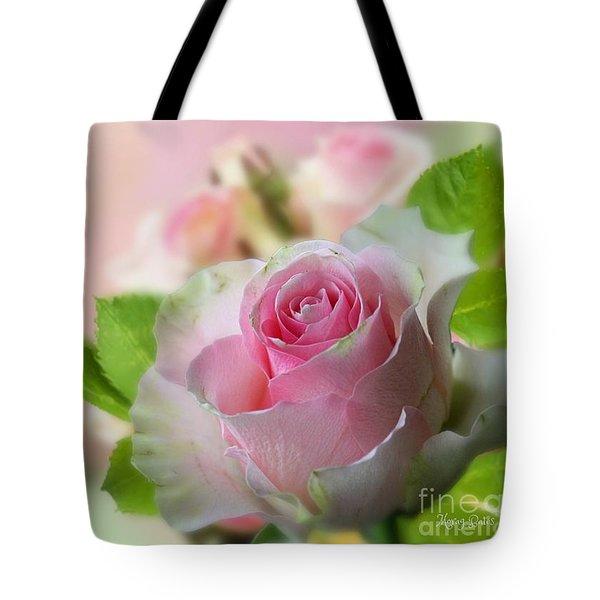 A Beautiful Rose Tote Bag