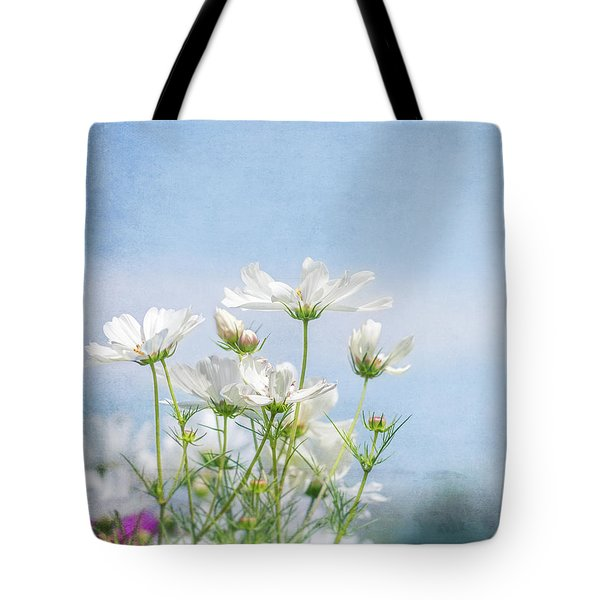 A Beautiful Summer Day Tote Bag