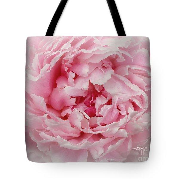 A Beauty At Close Range Tote Bag by Jutta Maria Pusl