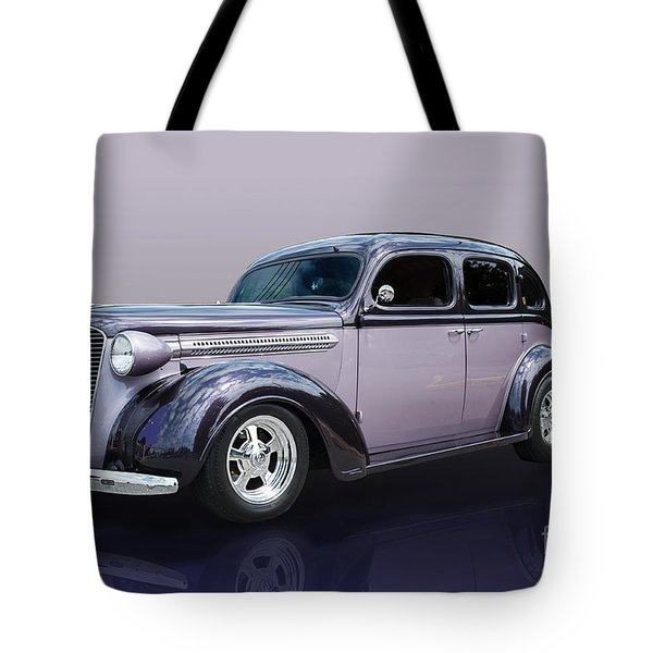 A Beauty Tote Bag by Jim  Hatch