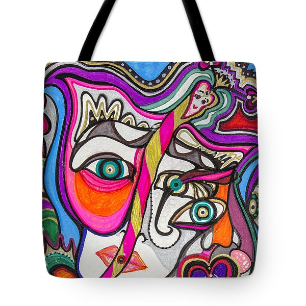 A Better Look Tote Bag