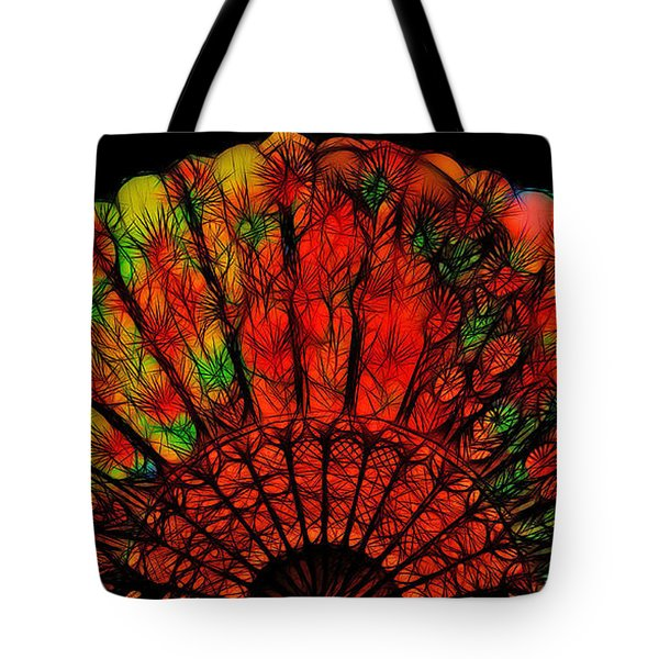 A Big Fan Tote Bag