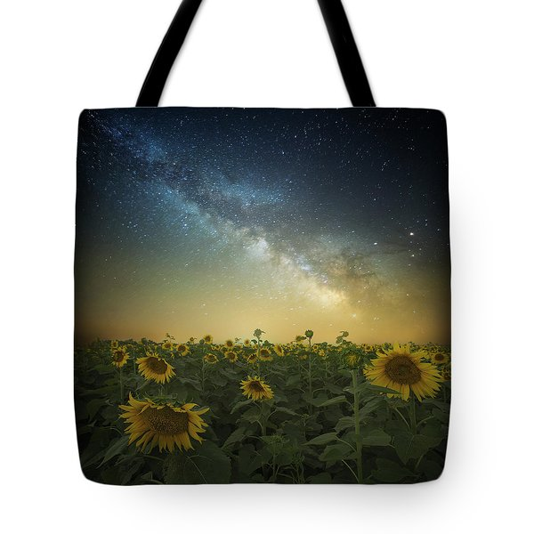 A Billion Suns Tote Bag