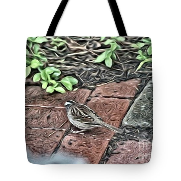 A Birds Life Tote Bag
