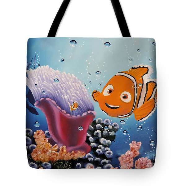 A Birthday Wish Tote Bag by Dianna Lewis