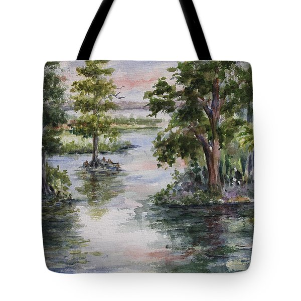 A Bit Of Heaven - Florida Tote Bag