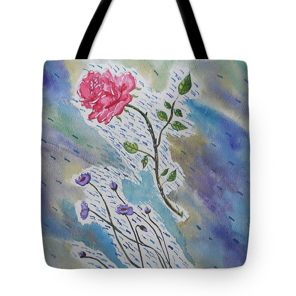 A Bit Of Whimsy Tote Bag by Carol Crisafi