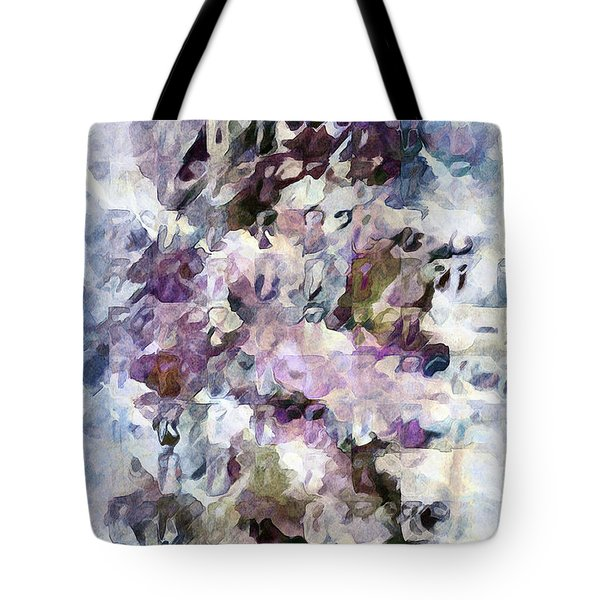 Tote Bag featuring the digital art A Bit Worn But Beautiful by Margie Chapman