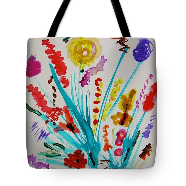 A Bloom For Everyone Tote Bag by Mary Carol Williams