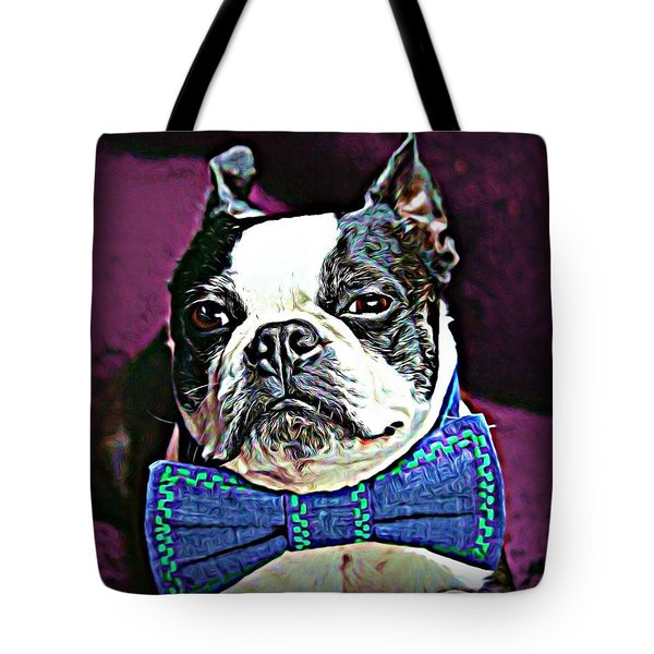 A Boston Named Shorty Tote Bag