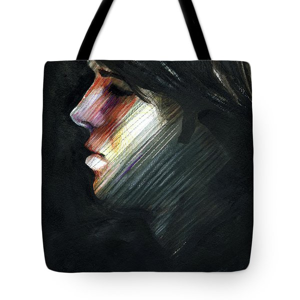 A Boy Named Rainbow Tote Bag